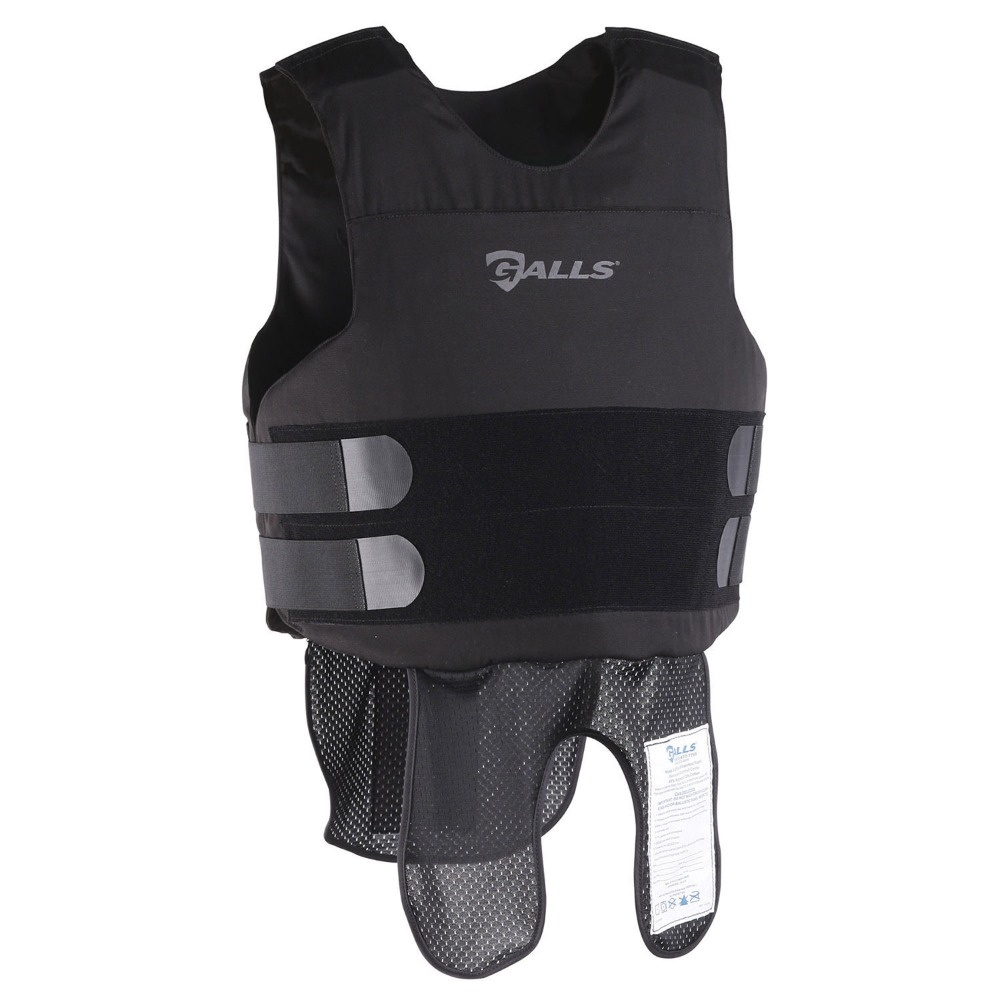 front view of the Galls SE Series IIIA Body Armor