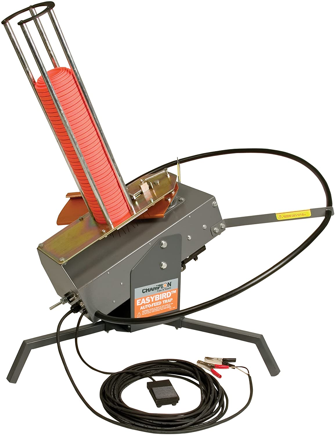 champion easybird auto feed trap with power cord