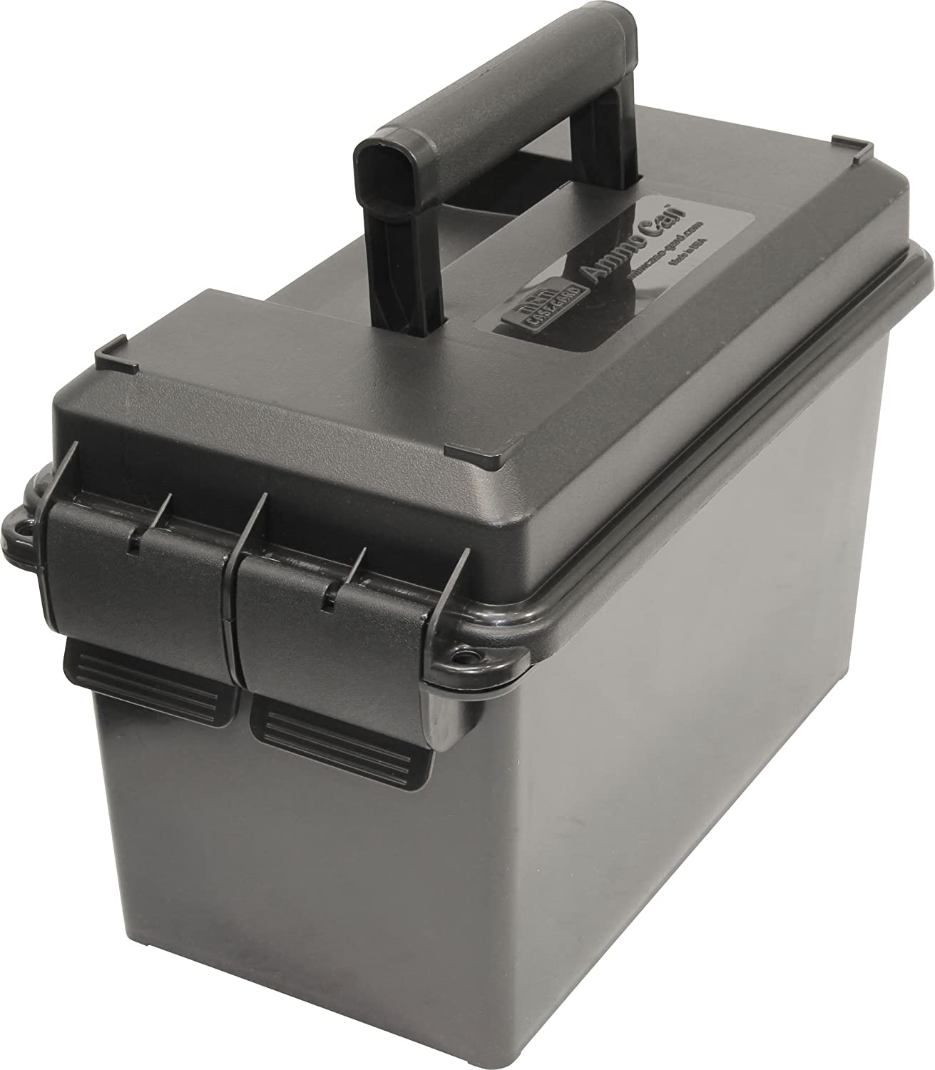 product image of mtm ac50 ammo can grey